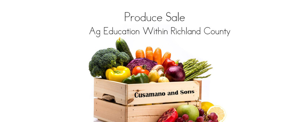 Ag Education Within Richland County